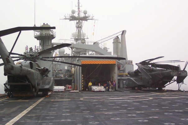OIF uss ponce