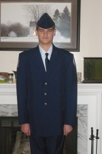 The Hunter in 10th grade JROTC